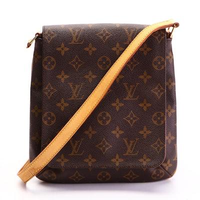 Louis Vuitton Musette Salsa PM Shoulder Bag in Monogram Canvas