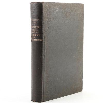 """History of the Twentieth Tennessee Regiment Volunteer Infantry,"" 1904"