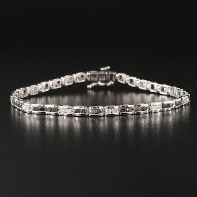 14K 3.02 CTW Diamond Bracelet