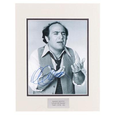 """Danny Devito """"Louie De Palma"""" Signed """"Taxi"""" Television Sitcom Photo Print"""
