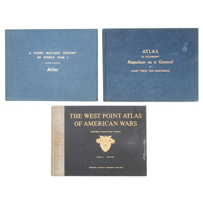 """""""The West Point Atlas of American Wars"""" and More, Mid-20th Century"""