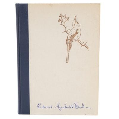 "Edward Marshall Boehm Signed Second Printing ""Boehm's Birds,"" 1961"