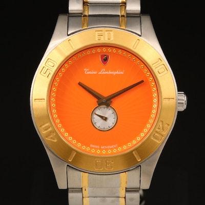 Tonino Lamborghini Swiss Movement Wristwatch