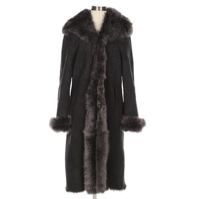 Dominic Bellissimo Sheepskin Shearling Coat