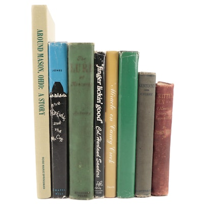 Regional Kentucky and Appalachian Cultural Cookbooks and Reference Books
