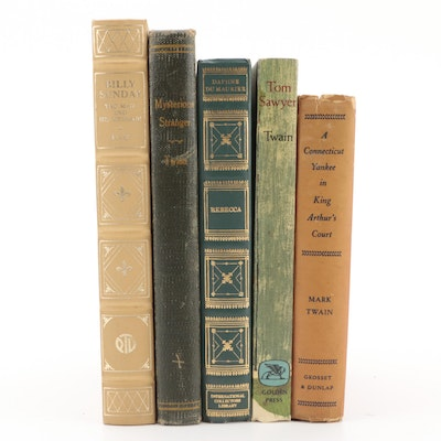 """International Collector's Library """"Rebecca"""" by Daphne du Maurier and More"""