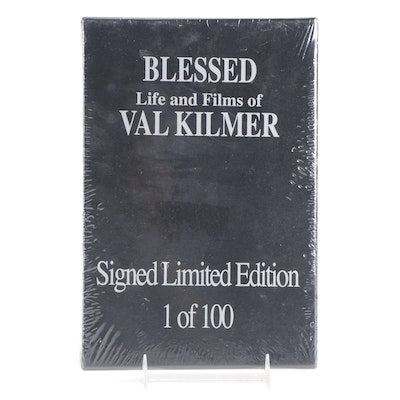 """Limited Edition """"Blessed,"""" Signed by Val Kilmer, 2004"""