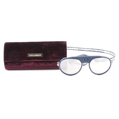 Dolce & Gabbana Madison Cup Collection DG2210 Sunglasses with Case and Box