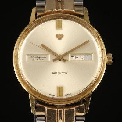 Jules Jurgensen 18K Automatic Wristwatch