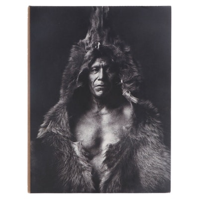 """First Edition """"Native Nations: First Americans as Seen by Edward S. Curtis"""""""