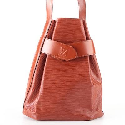 Louis Vuitton Sac d'Epaule in Epi Leather
