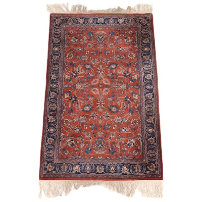 3' x 5'11 Hand-Knotted Agrippa Indian Area Rug