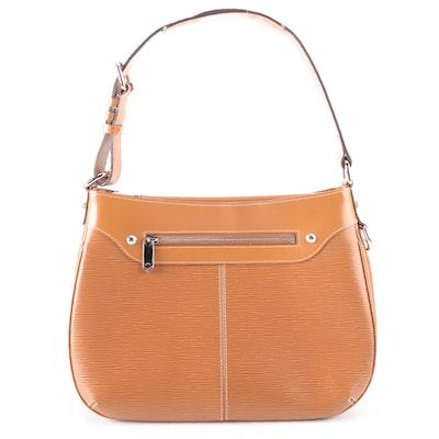 Louis Vuitton Turenne GM Shoulder Bag in Canelle Epi Leather
