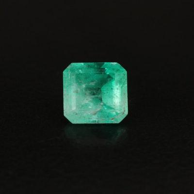 Loose 1.19 CT Emerald