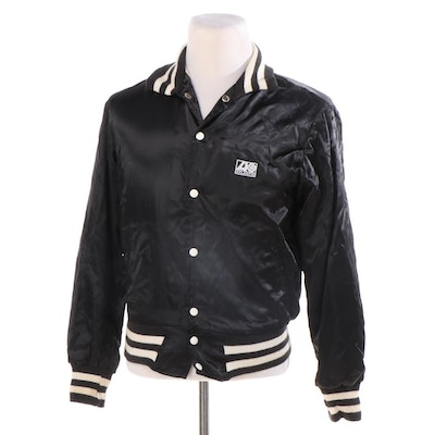 """Foreigner """"Double Vision"""" Concert Tour Jacket, Black and White, 1978"""