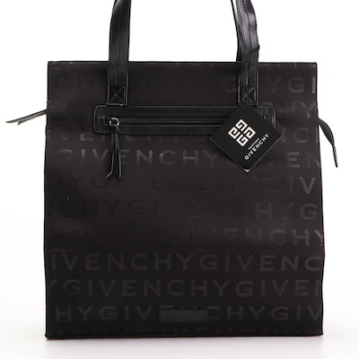 Givenchy Parfums Promotional Logo Tote in Black