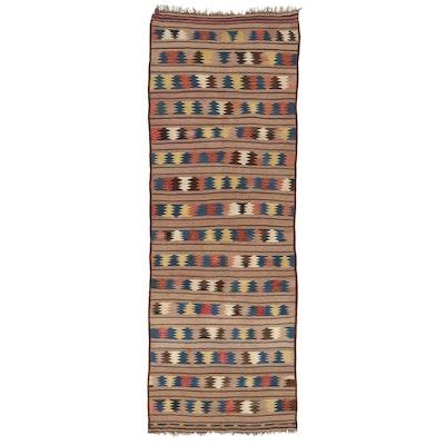 5'8 x 16' Handwoven Persian Kilim Long Rug