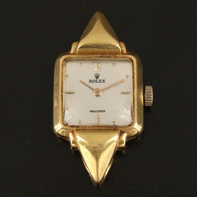 Rolex 18K Vintage Wristwatch