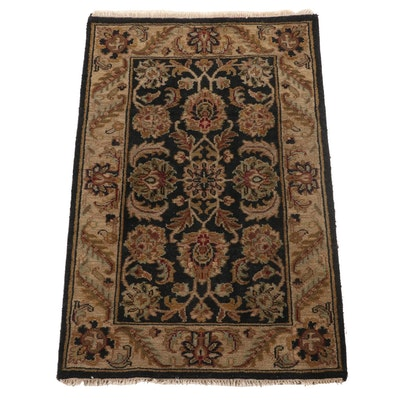 4' x 6'4 Hand-Knotted Persian Arak Area Rug