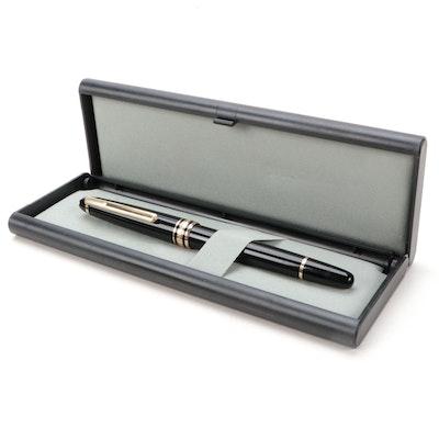 Montblanc Meisterstück Ballpoint Pen in Case, Late 20th Century