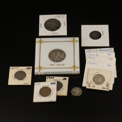 Antique to Vintage U.S. Coins