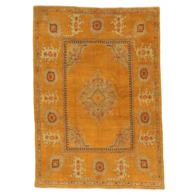 8'10 x 12'5 Hand-Knotted Turkish Room Sized Rug