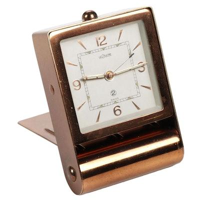Jaeger LeCoultre Art Deco Travel Alarm Clock