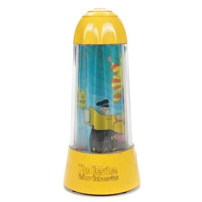 "Subafilms Ltd. The Beatles ""A Yellow Submarine"" Motion Table Lamp"