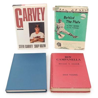 "Eddie Joost Signed ""The Mackmen"" by Jerome C. Romanowski and More Baseball Books"