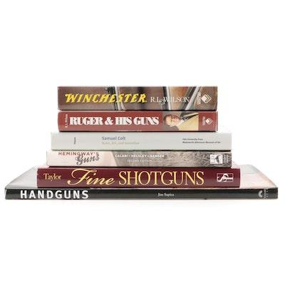 "First Edition ""Fine Shotguns"" by John M. Taylor and More Gun Books"