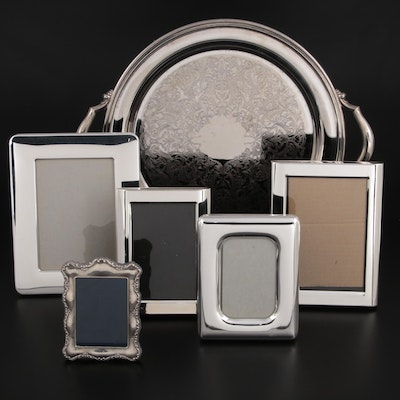 Carr's of Sheffield Ltd. Sterling Picture Frame with Other Frames and More