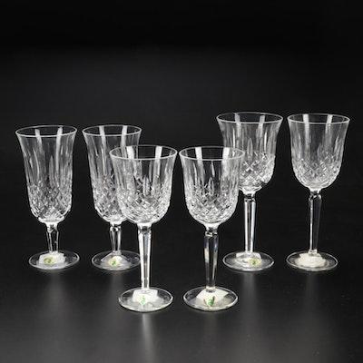 """Waterford Crystal """"Kelsey"""" Stemware and Beverage Glasses"""