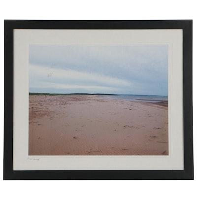"Elizabeth Croney Landscape Digital Photograph ""P.E.I. Reverie,"" 2004"