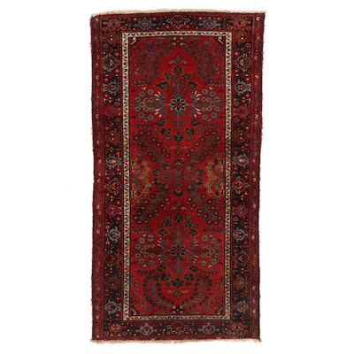 3'5 x 6'8 Hand-Knotted Persian Mehriban Area Rug