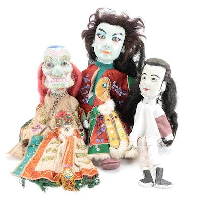 Chinese Opera Puppets