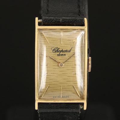 Chopard 18K Stem Wind Wristwatch