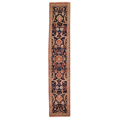 3' x 16'2 Hand-Knotted Indo-Persian Long Rug