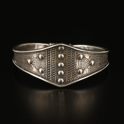Museums Kopi Smykker Sterling Viking Replica Bracelet