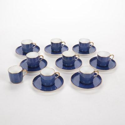 Spode Copeland China Miniature Saucers and Mugs