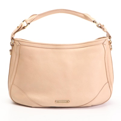 Burberry Canterbury Grained Leather Shoulder Bag
