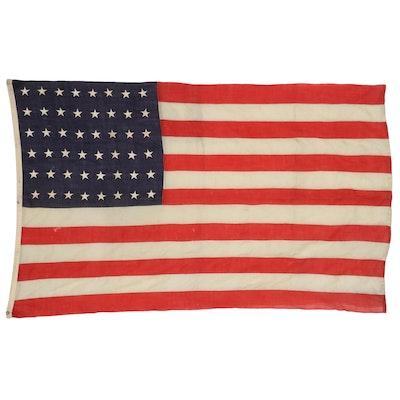 Sterling 4'10 x 7'6 American Flag
