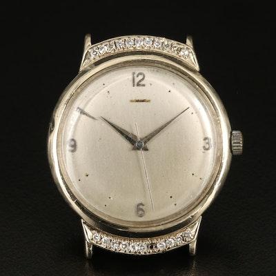 Gensler Lee 14K Diamond Watch for Scrap & Parts