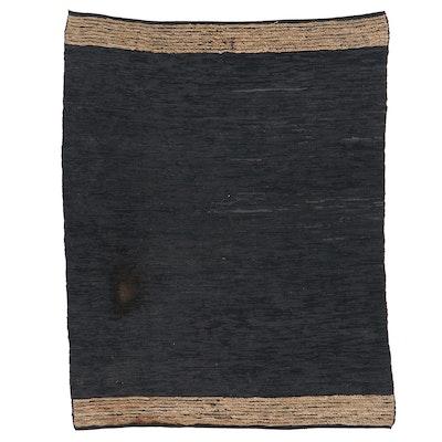 """7'6 x 9'6 Handwoven nuLOOM """"Kelli"""" Jute and Leather Area Rug"""