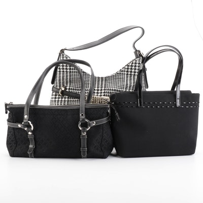 Stuart Weitzman Small Tote and Talbots Shoulder Bags