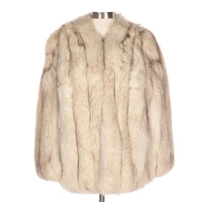 Fox Fur Jacket from Carl Ganz Furs