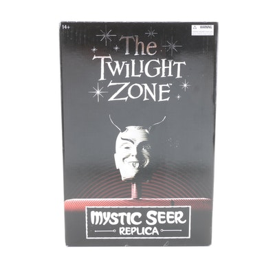 """Mystic Seer Replica from """"The Twilight Zone,"""" 2013"""