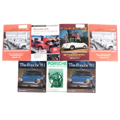 Ferdinand Porsche Biography with Porsche Reference Catalogs and More