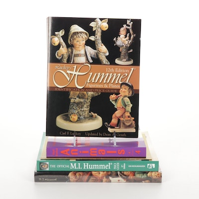 """""""Hummel Figurines & Plates"""" and More Books on Figurines and Collecting"""