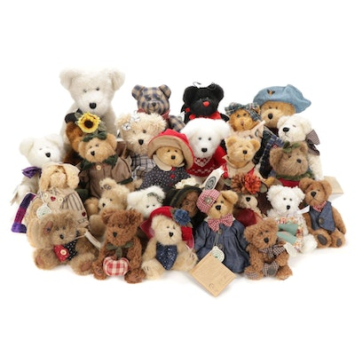 """Boyd Bears Stuffed Animals Including """"I.B. Bearyproud"""",""""Artisan Series"""" and More"""