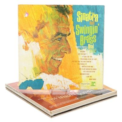 Frank Sinatra Vinyl Records